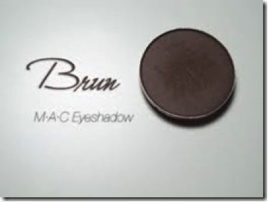 Brun eye shadow by M.A.C