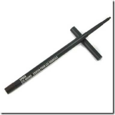 Spiked brow pencil